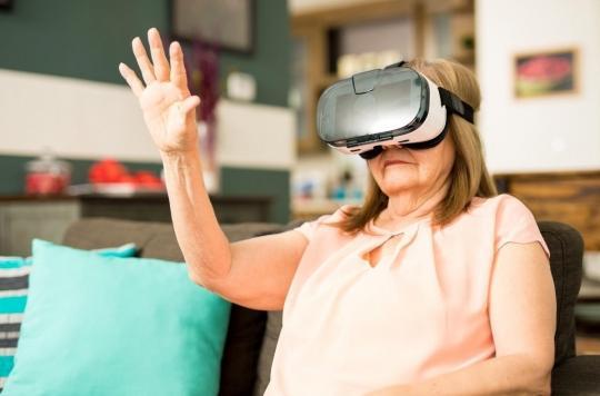 Alzheimer : détecter la maladie grâce à la réalité virtuelle