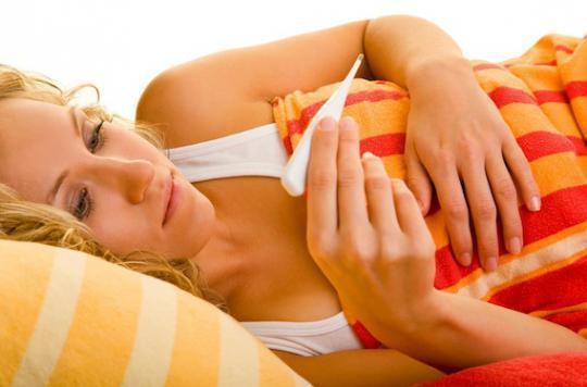 Grippe : une augmentation de 50 % des cas en une semaine
