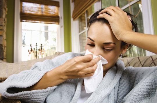 Grippe : l'épidémie s'intensifie dans toute la France