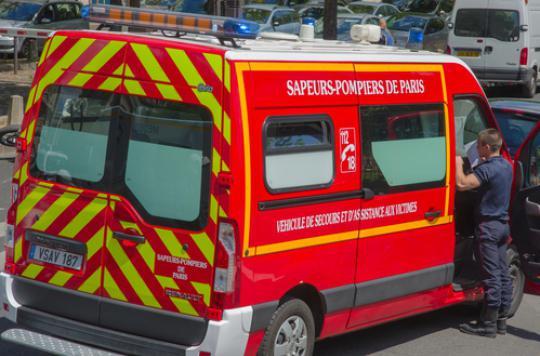 Les urgences surchargées en Provence — Épidémie de grippe