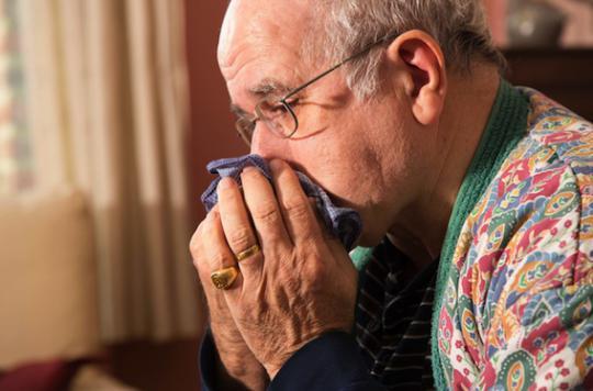 Grippe : l'épidémie la plus meurtrière depuis l'hiver 2006-2007