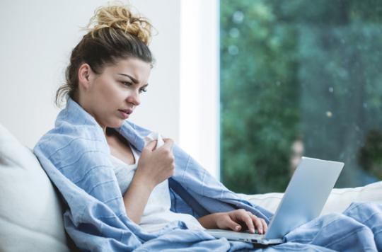 Grippe : les femmes résisteraient mieux grâce à une hormone