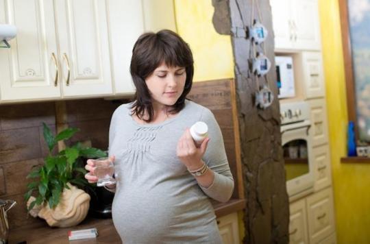 Grossesse : pas de complément alimentaire sans avis médical