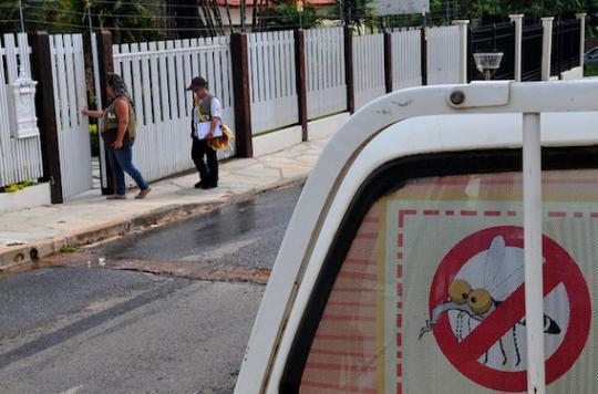 Zika : le lien avec le syndrome de Guillain-Barré confirmé