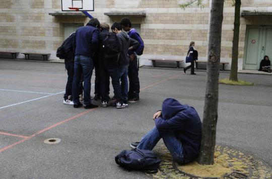Un tiers des dépressions de l'adulte lié au harcèlement scolaire