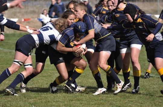 Rugby : le plaquage ne devrait plus être enseigné aux enfants