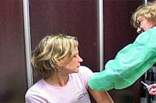 Les médecins libéraux écartés de la vaccination
