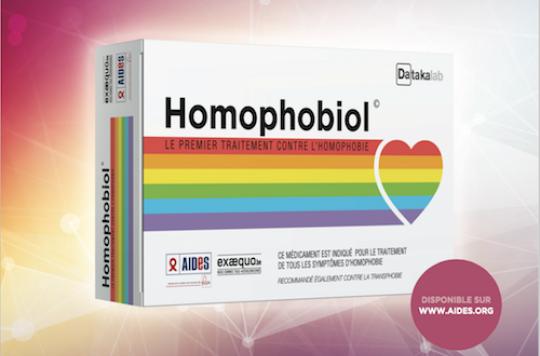 Homophobiol : le \