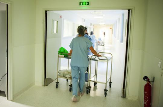 Hôpitaux : la chasse aux dettes des pays étrangers est ouverte