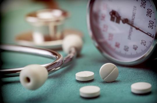 Traitement de l'hypertension : l'efficacité des inhibiteurs de l'ECA remise en cause