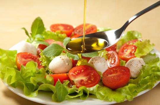 Huile d'olive : un bon allié contre le risque de mortalité prématurée
