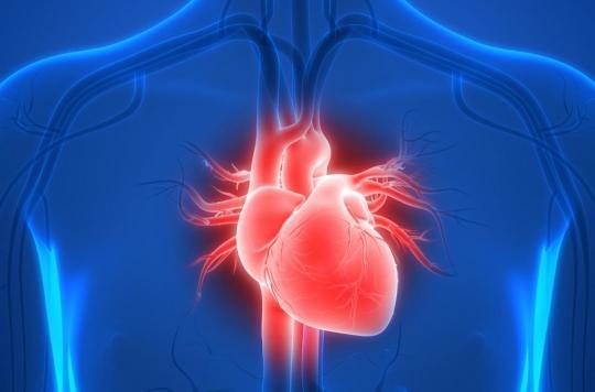Le stress et la colère aggravent l'insuffisance cardiaque
