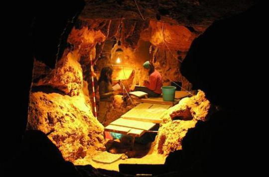 L'homme de Néandertal consommait des antibiotiques