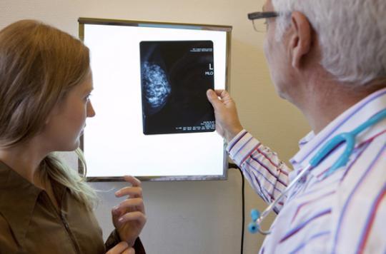 Cancer du sein : la mortalité a chuté de 21 % depuis 1987