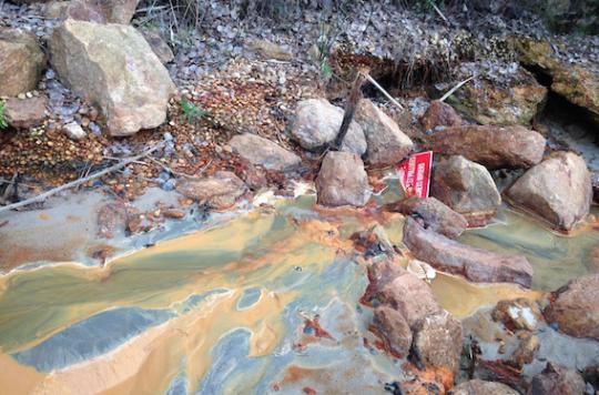 Cévennes : un habitant sur cinq imprégné à l'arsenic