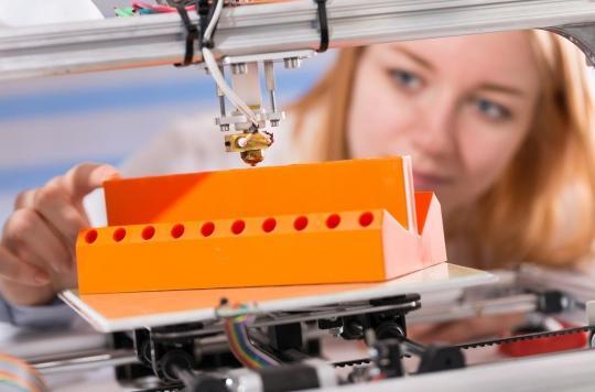 Imprimantes 3D : des risques d'atteintes aux poumons à cause des particules de plastique