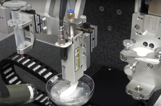 Greffes : des organes vivants imprimés en 3D