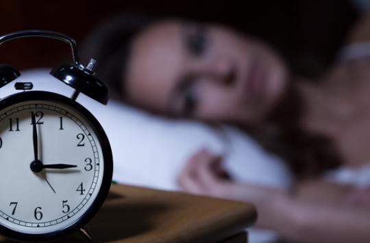 L'insomnie triplerait le risque de devenir asthmatique