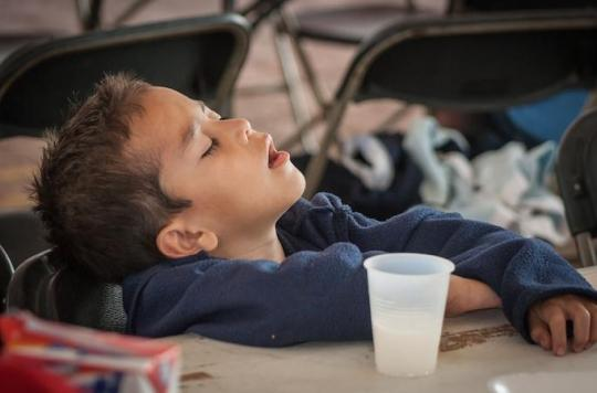 Les écoliers ont perdu 20 minutes de sommeil