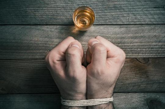 Alcoolisme : certaines régions du cerveau récupèrent après une période d'abstinence