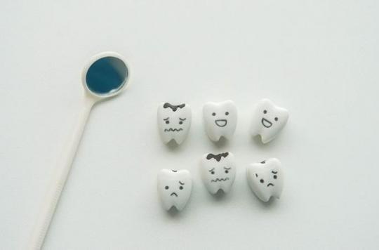 Que faire, chez un enfant, d'une dent arrachée ?