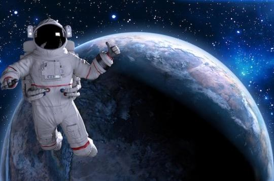 Les voyages dans l'espace déforment complètement les muscles du dos