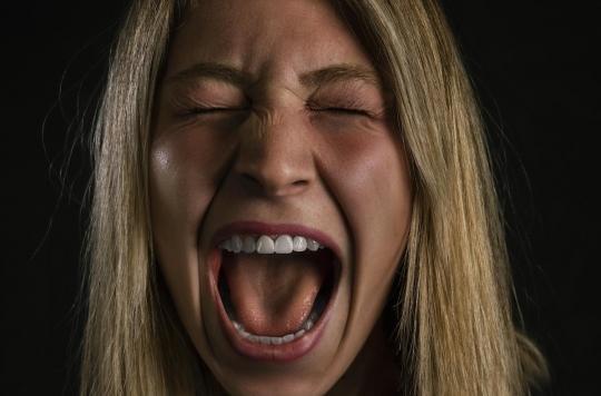 Les six émotions qui vous font crier