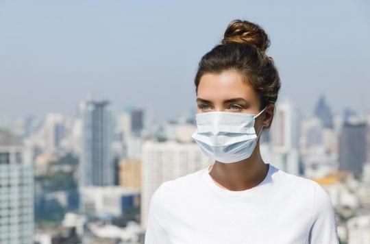 Pour bloquer le coronavirus, les masques en tissu nécessitent 3 couches spécifiques