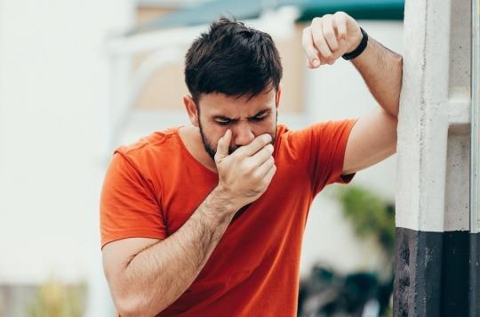 Pourquoi sensation de dégoût permet d'éviter les infections