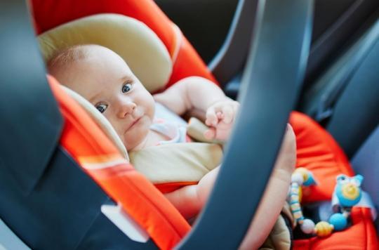 Plus de 50 décès en 2018 : qu'est-ce « le syndrome du bébé oublié » dans la voiture ?