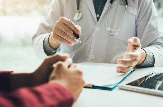 Un patient sur deux s'est déjà senti négligé par un médecin