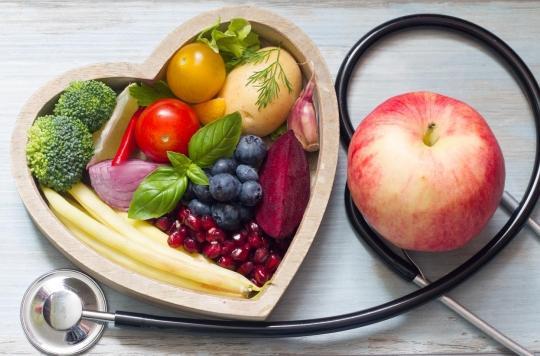 Manger des fruits et des légumes est lié à une diminution du stress