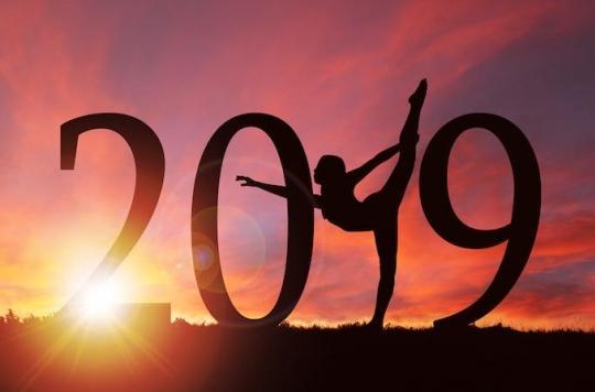 2019 approche : 4 bonnes résolutions pour être en meilleure santé et heureux
