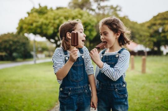 """Les """"vrais"""" jumeaux partagent aussi les goûts et habitudes alimentaires"""