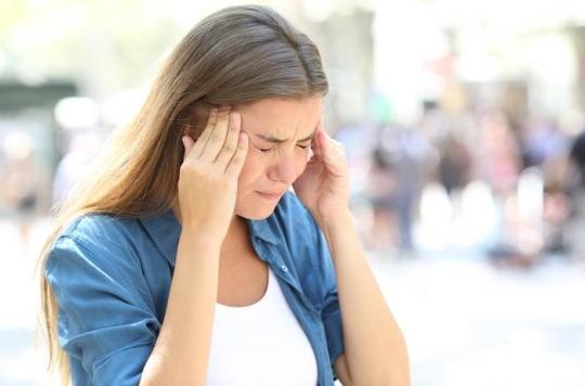 Après 50 ans, l'apparition de fortes migraines peut annoncer un risque d'AVC