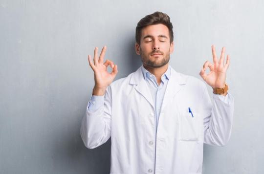 Méditation : une application mobile pour aider les médecins à lutter contre l'anxiété