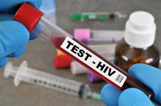 Sida : un séropositif sur quatre ignore qu'il est malade