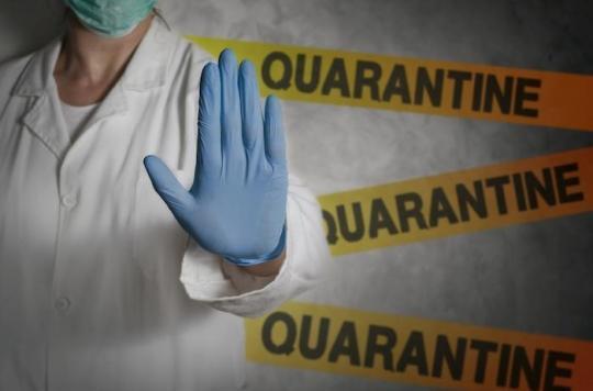 Suède : fausse alerte pour le patient suspecté d'avoir Ebola