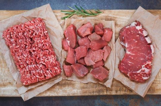 Diabète et maladies cardiaques: la viande rouge maigre n'augmente pas le risque