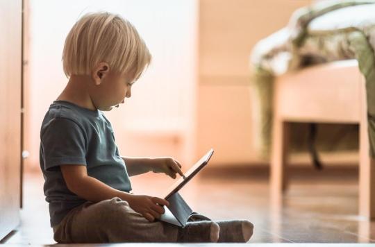 Une surexposition aux écrans diminue la mobilité des tout-petits