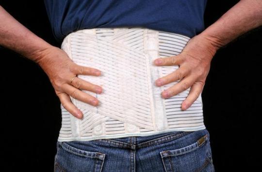 Sciatique chronique : la gabapentine réduit les douleurs après échec du traitement classique