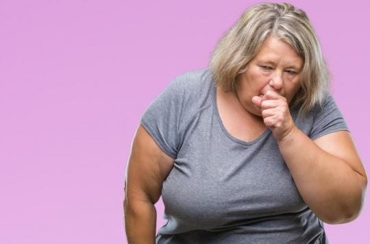 Obésité : l'asthme serait provoqué par une accumulation de graisse dans les voies respiratoires