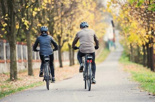 """Jean-Luc Bosson : """"Le vélo électrique permet d'amener les gens à pratiquer au quotidien"""""""