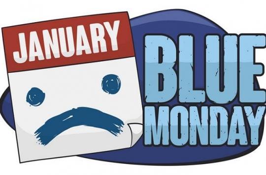 « Blue Monday », le pire jour de l'année
