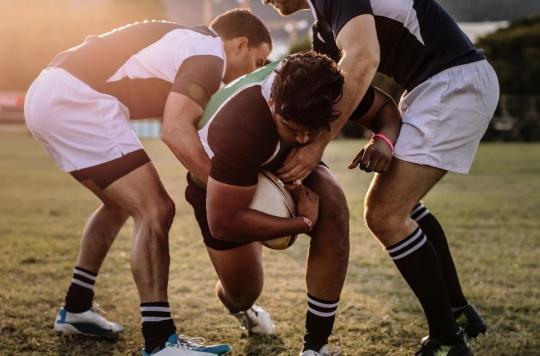 Jouer au rugby peut laisser des séquelles à vie