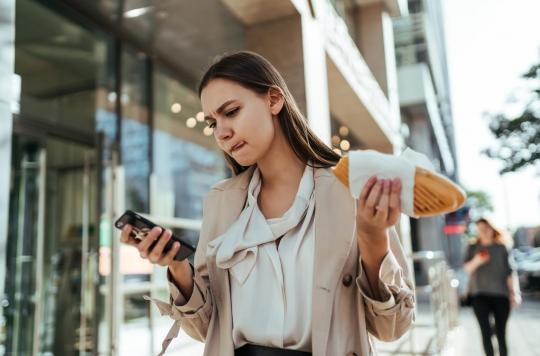 Smartphones: leur usage est responsable d'une hausse des blessures à la tête