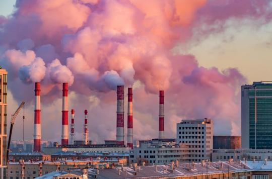 La pollution de l'air augmente le risque de maladie cardiométabolique