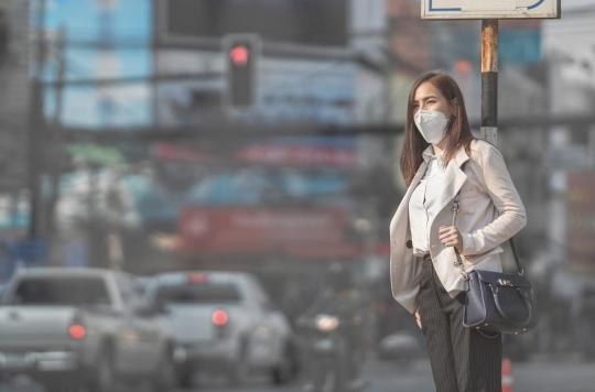 La pollution a une influence sur le cycle menstruel