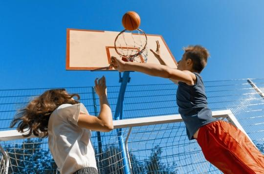 Sport : l'équivalent d'un match de basket par semaine suffirait à booster la mémoire