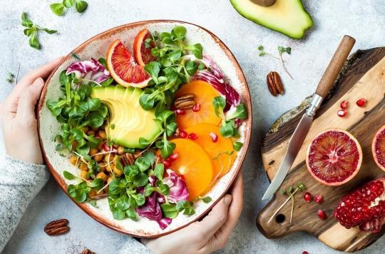 Ballonnements : un régime fibres riche en protéines est plus à risque qu'en glucides